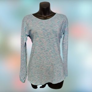 Ivivva Pastel long sleeve top.  Size 14